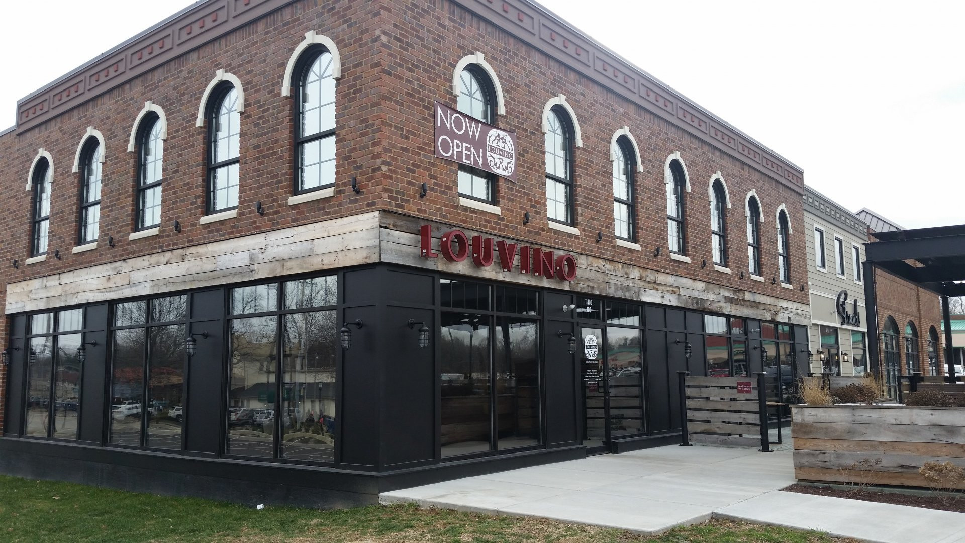 Louvino's Retail Center